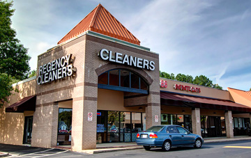 , Regency Cleaners